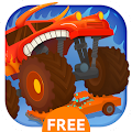 Game Monster Truck Go for kids Free apk for kindle fire