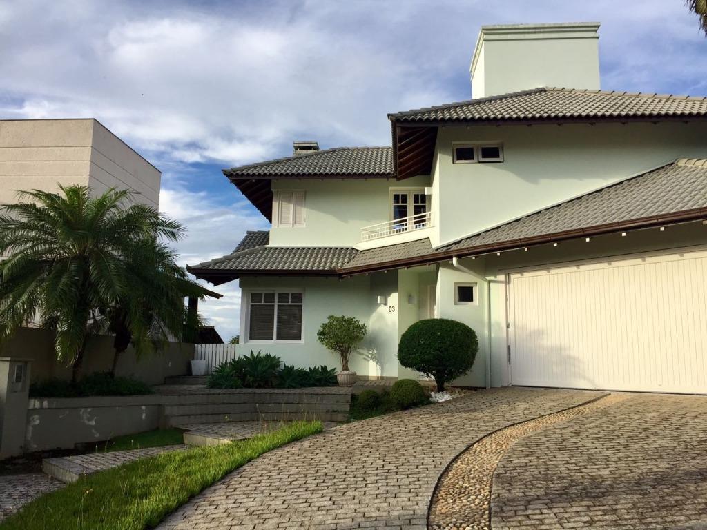 Casa 3 Dorm, Cacupé, Florianópolis (CA0413) - Foto 18