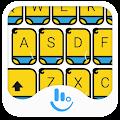 App TouchPal Sexy Banana Theme APK for Kindle
