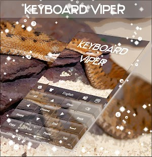 Viper Keyboard - screenshot