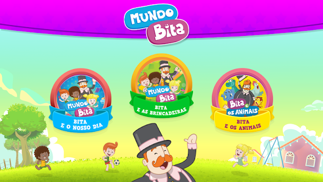 Mundo Bita APK screenshot thumbnail 1