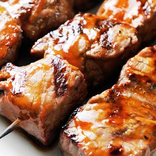Soy Sauce Marinade Beef Recipes