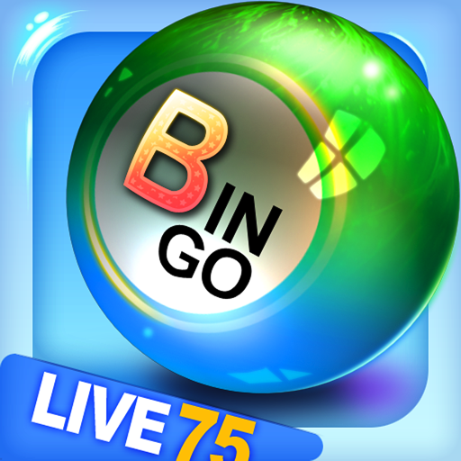 Bingo City Live 75+Vegas slots (game)