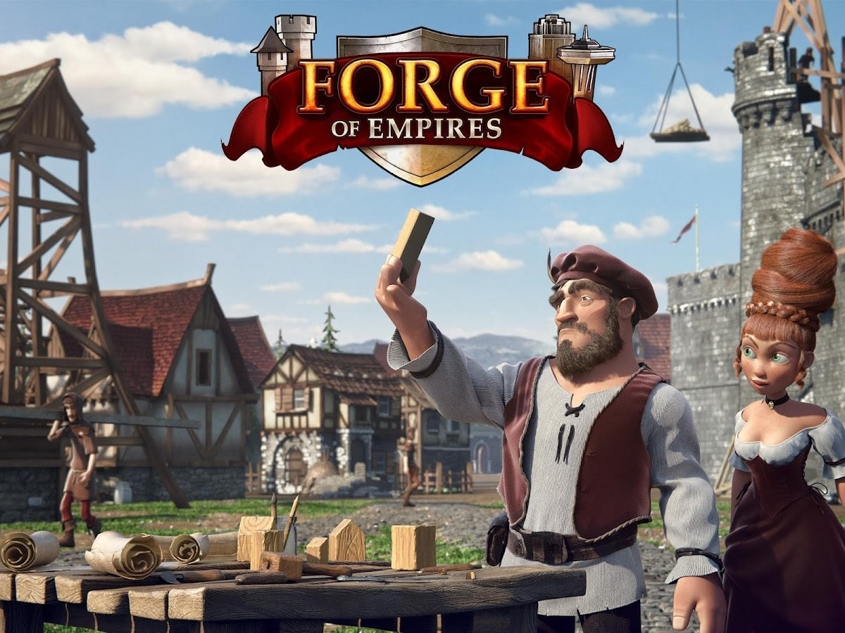 Forge of Empires Screenshot 12