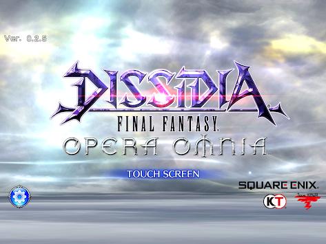 Dissidia Final Fantasy Opera Omnia apk screenshot