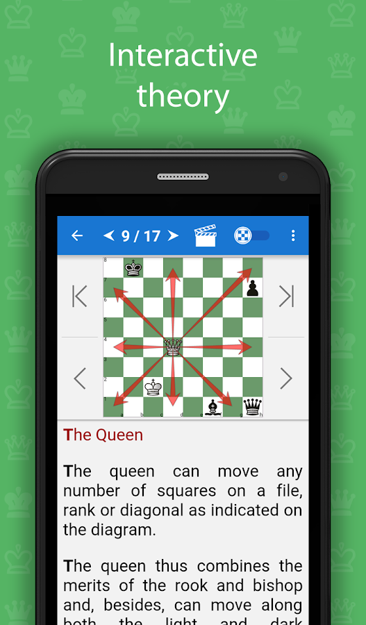 Chess: From Beginner to Club Screenshot 2