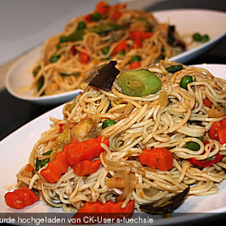 Soybean Noodles Recipes