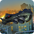 Super Hero Car Simulator APK for Bluestacks