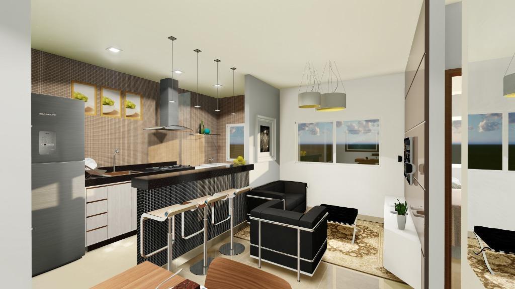 Apartamento residencial à venda, Centro, Uberlândia - AP0940