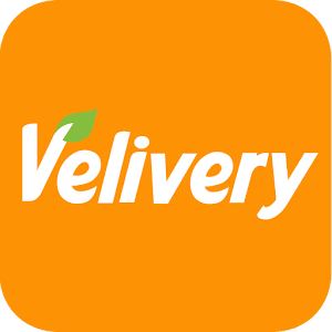 Velivery: Delivery Vegetariano