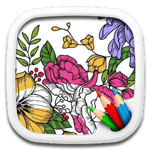 App Enchanted Forest Coloring Book APK For Smart Watch