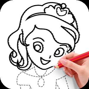 Draw Princess For PC