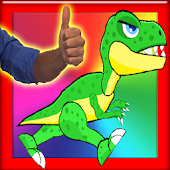 Jurassic Dino Adventure Craft world APK for Bluestacks
