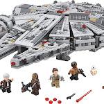 millenium falcon - LEGO