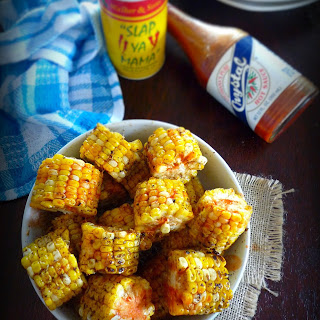 Grilled Cajun Corn on the Cob