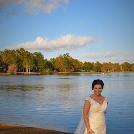 by Theresa Betancourt - Wedding Bride