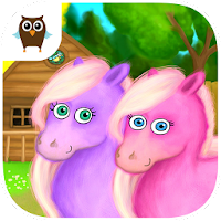 Pony Sisters in Magic Garden For PC (Windows And Mac)