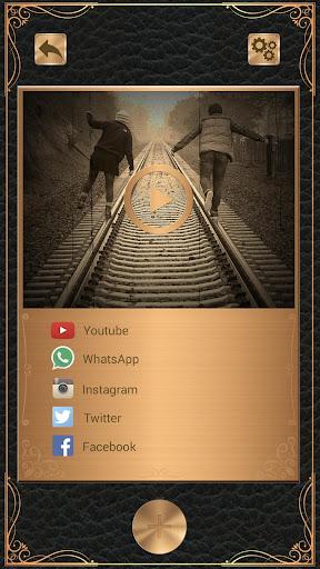Silent movie camera, Kamarada - screenshot