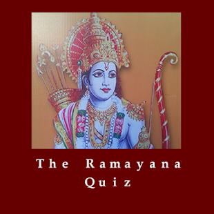 The Ramayana Quiz - screenshot