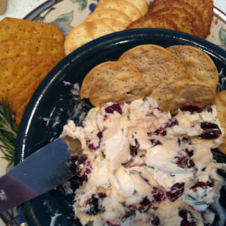 Rosemary & Cranberry Spread
