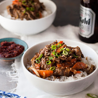 Korean Bulgogi Sauce Brown Sugar Recipes
