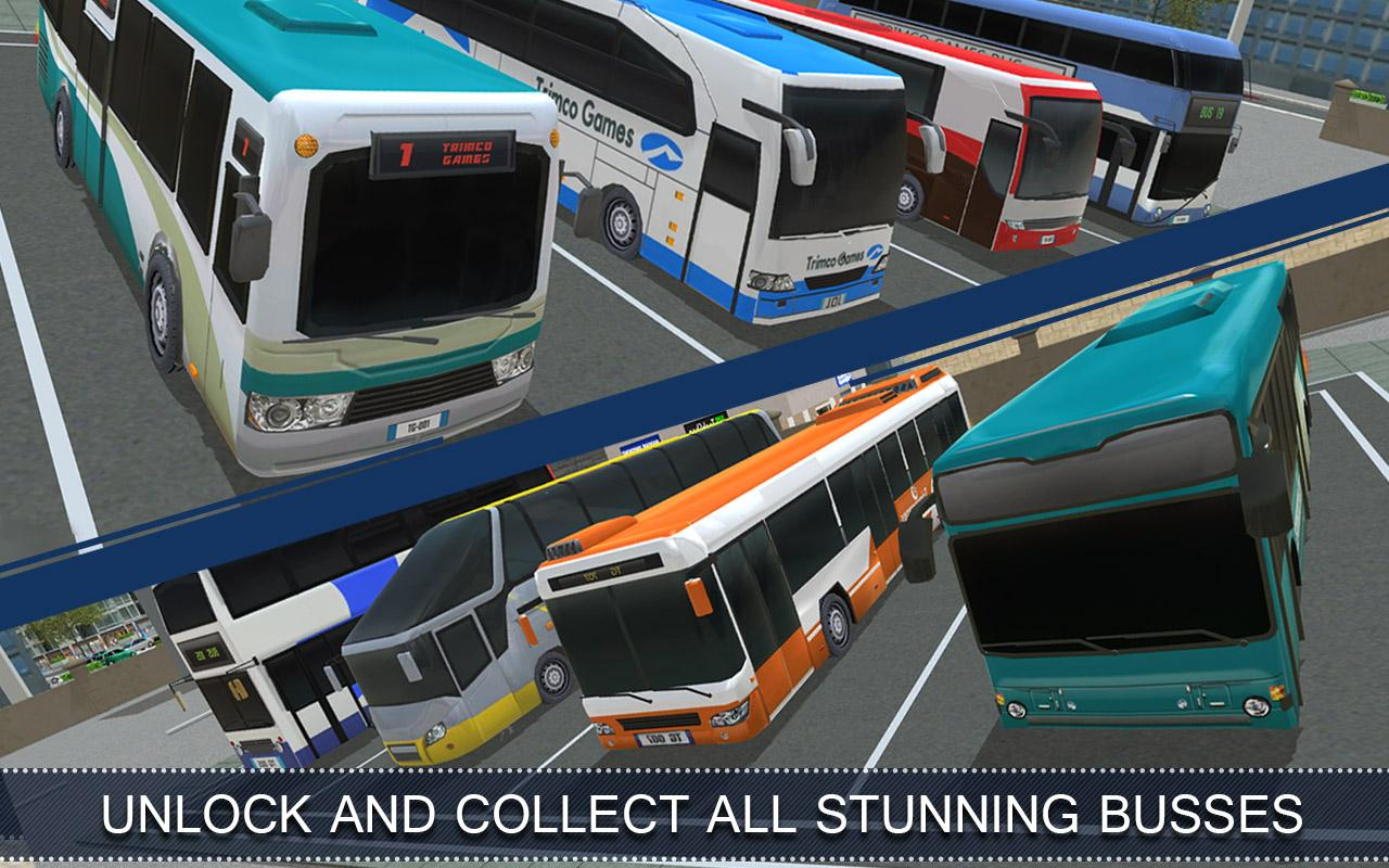 Commercial Bus Simulator 16 Screenshot 7