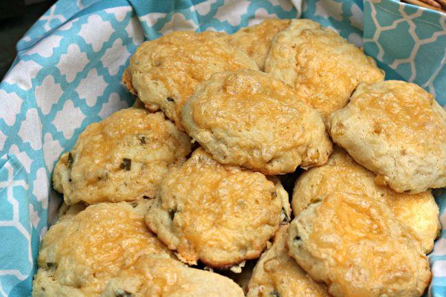 Savoury Jalapeño Cheddar Cornbread Scones Recipe | Yummly