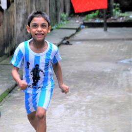 celebration by Suman Malakar Malakar - Sports & Fitness Fitness (  )