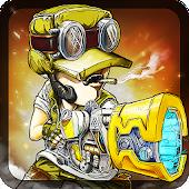 Game Metal Defender: Battle Of Fire APK for Kindle