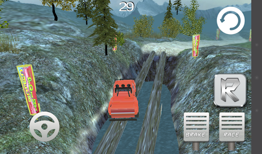 Off-Road 4x4 Hill 3d Simulator - screenshot