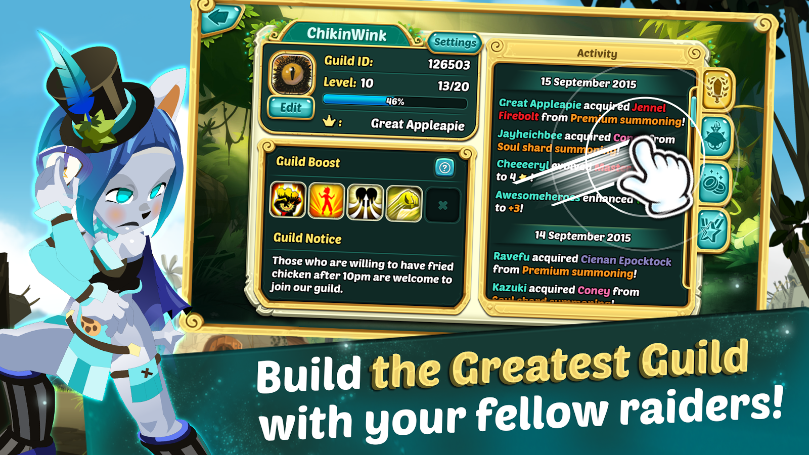 Wakfu Raiders Screenshot 1
