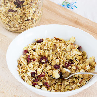 Cranberry Almond Cereal Recipes