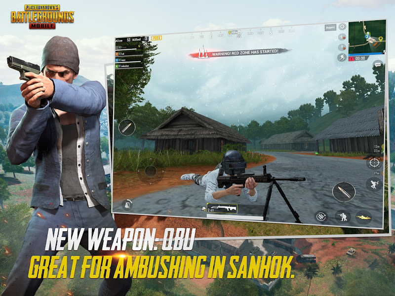 PUBG MOBILE Screenshot 10