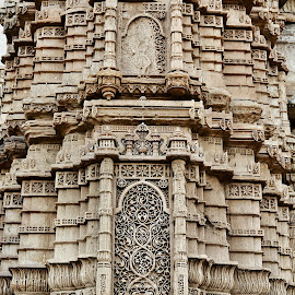 Intricate Carvings by Havneet Singh - Buildings & Architecture Architectural Detail ( carvings, mosque, carving, architectural detail, architecture, travel, worship, historic, heritage, ancient, architectural, historical, travel photography, travel locations )