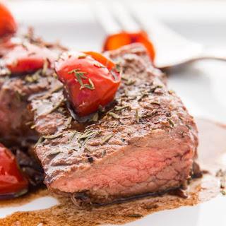 Balsamic Vinegar Beef Tenderloin Recipes