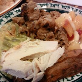 by Barbara Boyte - Food & Drink Plated Food (  )