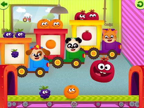 Funny Food Games For Toddlers! APK screenshot thumbnail 12