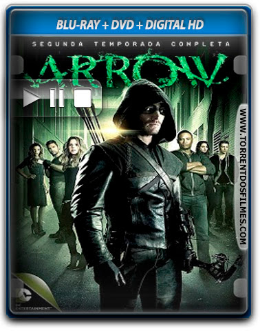 Baixar Arrow 2ª Temporada Completa Dublado 2014 Download Torrent 720p