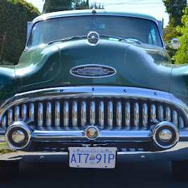 Buick Special by Cory Bohnenkamp - Transportation Automobiles ( car, classic car, automobile, wheels, vehicle, buick, classic )