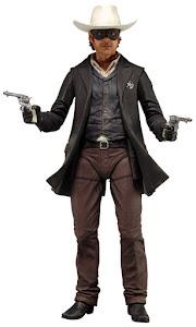"""Фигурка """"The Lone Ranger 7"""" Series 1 - Lone Ranger Deluxe /5шт"""