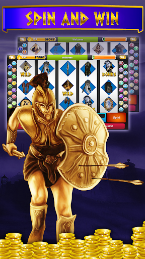 Achilles Creed Hero Slot Games - screenshot