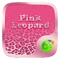 Pink Leopard GO Keyboard Theme APK Descargar