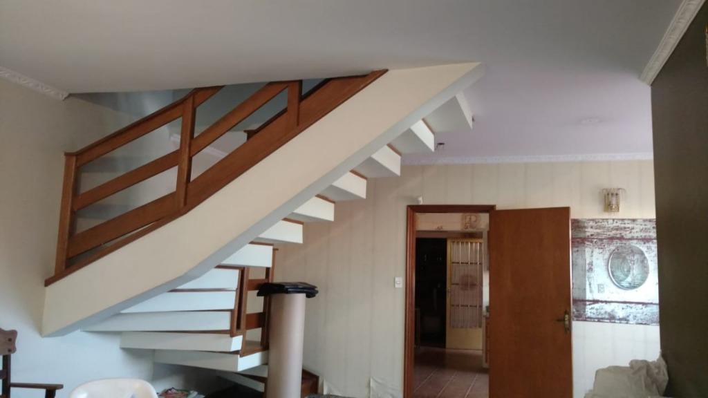 Sobrado com 3 dormitórios à venda, 144 m² por R$ 790.000 - Vila Galvão - Guarulhos/SP