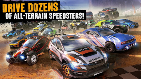Asphalt Xtreme: Rally Racing 1.3.2a screenshot 1372774
