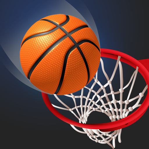 Dunk Stroke - 3D Pocket Basketball