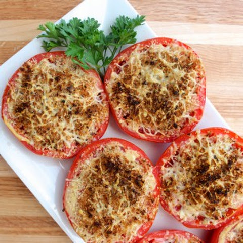 Broiled Parmesan Tomatoes