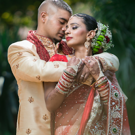 Indian Wedding by Lood Goosen (LWG Photo) - Wedding Bride & Groom ( wedding photography, lood goosen, couple photos, real estate photography, hindu wedding photographer, wedding photos, lwg photo, wedding, weddings, wedding day, photographer, bride and groom, wedding photographer, bride, groom, bride groom,  )