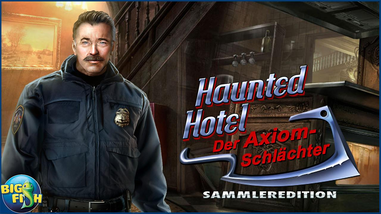 Haunted Hotel: Der Axiom-Schlächter android spiele download