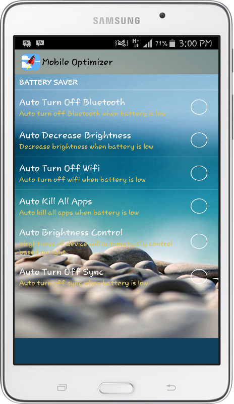 Mobile Optimizer PRO Screenshot 14