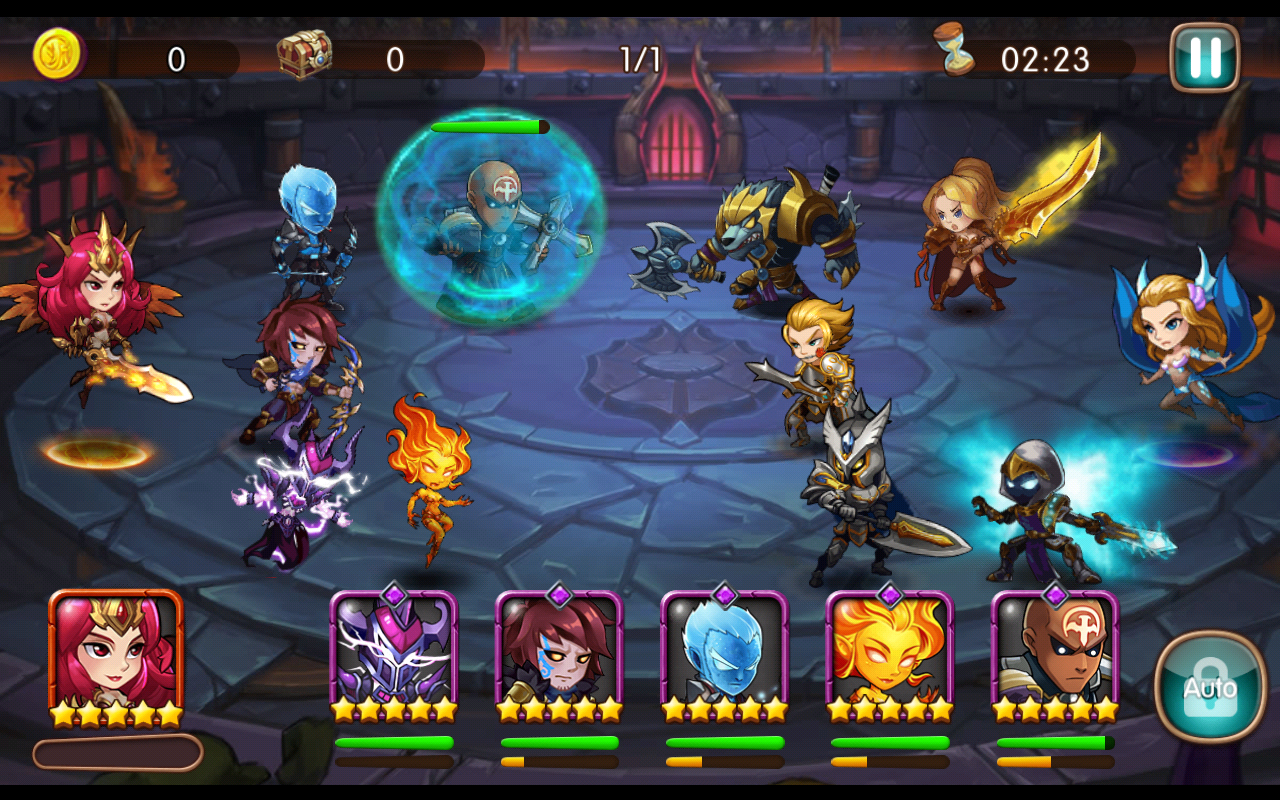 League of Angels -Fire Raiders Screenshot 5